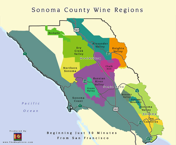August 23rd 2013 Wine Dinner Sonoma Vs The World With