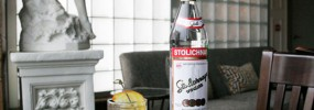 Recipe: From Russia with Love featuring Stoli Vodka