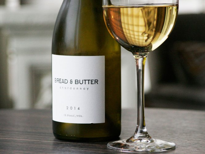 Wine Pick of the Week: Bread & Butter Chardonnay, Napa Valley, '14