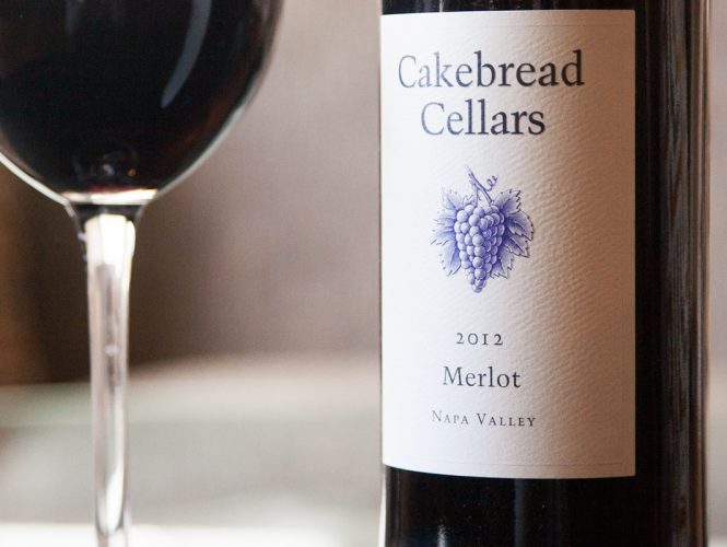 Wine Pick of the Week: Cakebread Cellars Merlot, Napa Valley '12