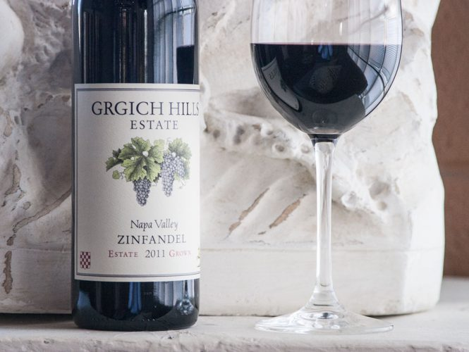 Wine Pick of the Week: Grgich Hills Estate, Napa Valley, Zinfandel '11