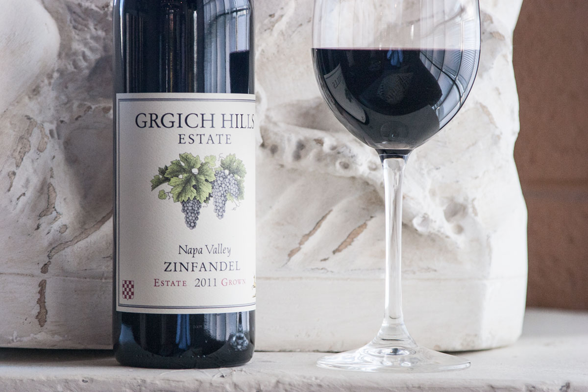 Grgich Hills Estate, Napa Valley, Zinfandel '11