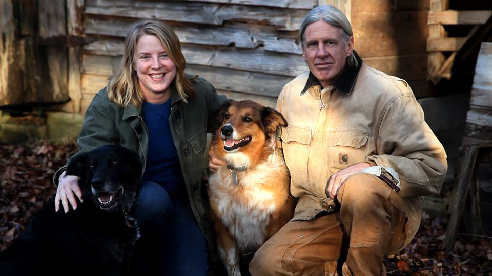 Prodigal Farm owners Kathryn Spann and Dave Krabbe