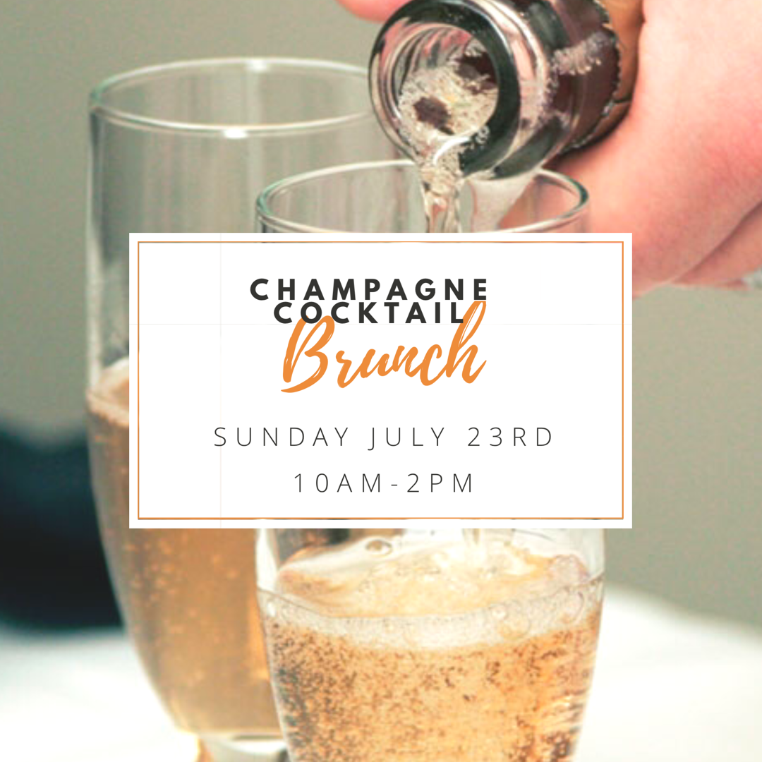 Undercurrent Restaurant's Champagne Cocktail Brunch